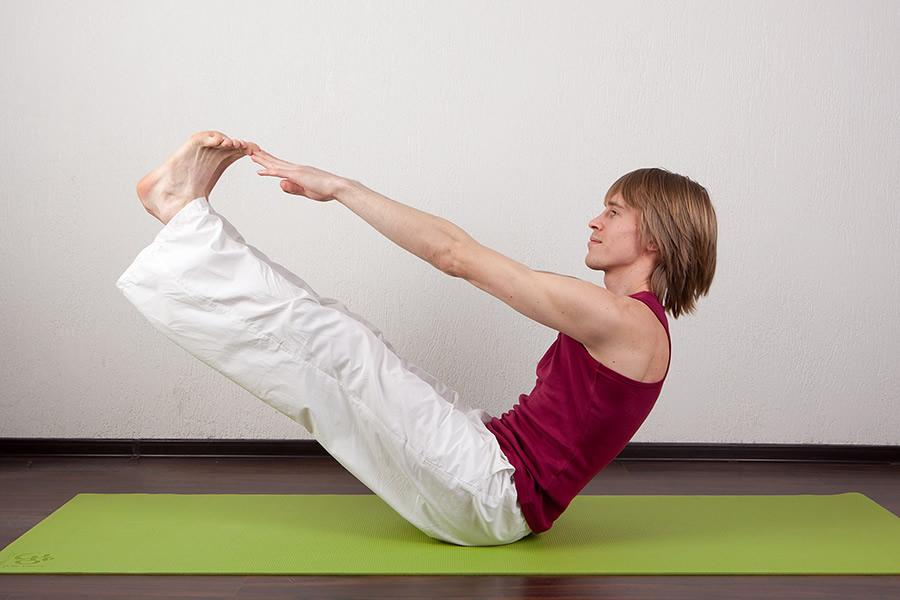 Упражнение бодрость из йоги
